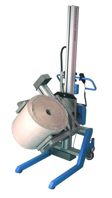 Lift&Drive Paper-roll clamp